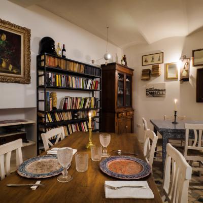 Il Moderno, slow restaurant.