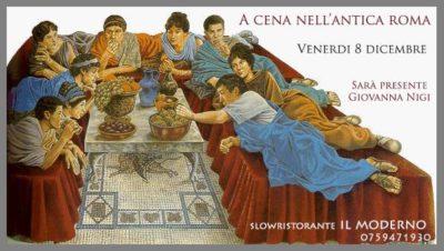 cena romana