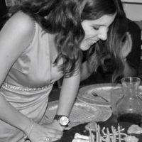 Torta diciottesimo compleanno - Ristorante il Moderno
