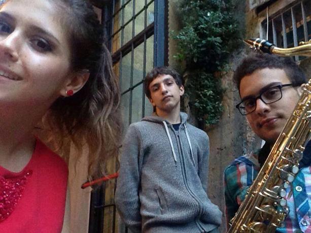 Trio musicale - Ristorante il Moderno