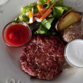 Il Menù - Hamburger chianina