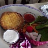 Il Menù - Hamburger vegetariano