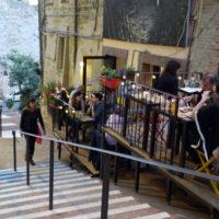 Ristorante Il Moderno - Perugia - Il dehor